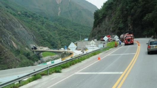Villavicencio: Gobierno ordenó el cierre de la vía Bogotá