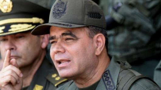 Ministro de Defensa venezolano negó detención de militares por