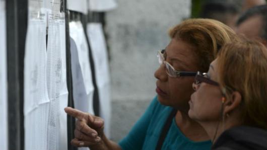 Participaron 8 millones de venezolanos en elección Constituyente: CNE