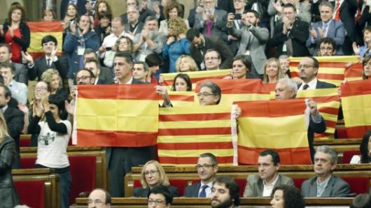 EXIGO RECTIFICACION en la Sesión de Control Catalunaindependencia091115