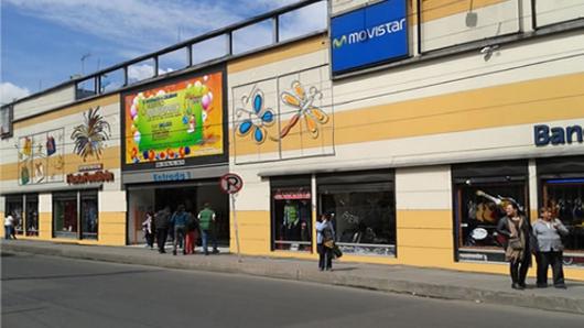 Investigan millonario robo en centro comercial de fontib n for Oficinas western union bogota