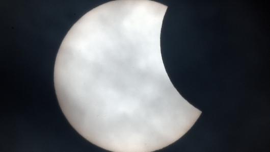 5f92669ec8 Habrá eclipse parcial de Sol este domingo 13 de septiembre