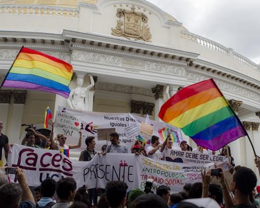 Matrimonio In Venezuela : Presentaron proyecto de matrimonio homosexual en venezuela