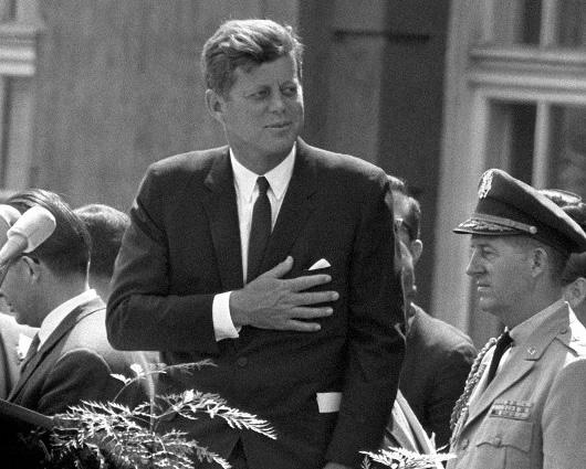 El día que Kennedy fue un berlinés Kennedy_1