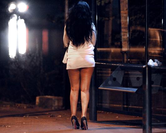 prostitutas trabajando en la calle prostitutas chupando