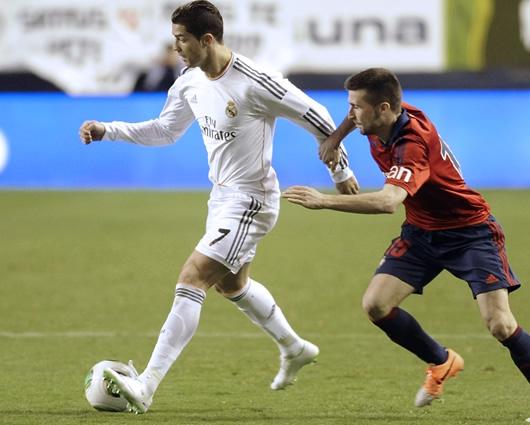 Real Madrid pasó a cuartos de final de la Copa del Rey | Noticias RCN