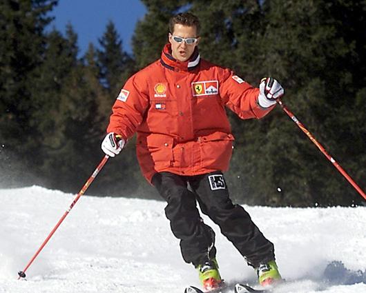 Resultado de imagen para Schumacher, cinco años de misterio