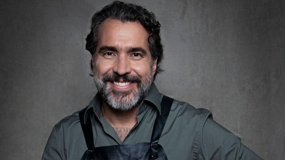 Pedro Fernández, chef colombiano con amplia experiencia en la cocina.