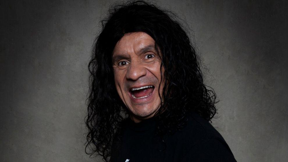 Juan Ricardo Lozano se ha hecho famoso por personajes como 'Sor Berrionda' y 'Cuenta Huesos'.