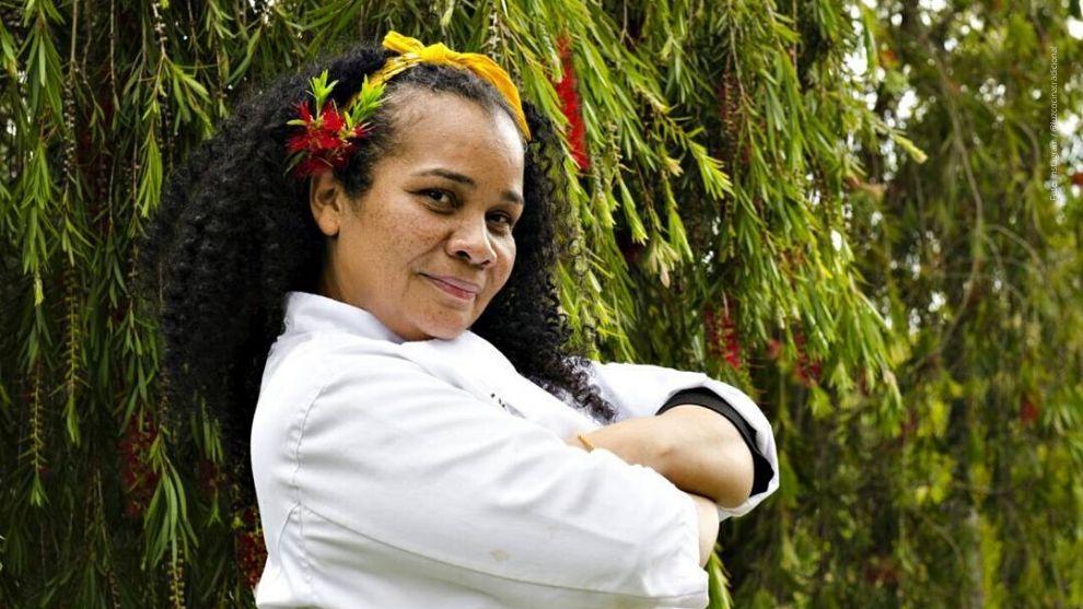 Luz Dary Cogollo es experta en la cocina colombiana.