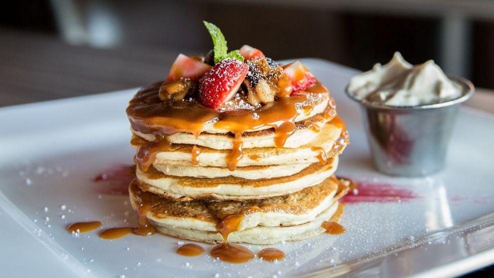 Pancakes con Herbalife