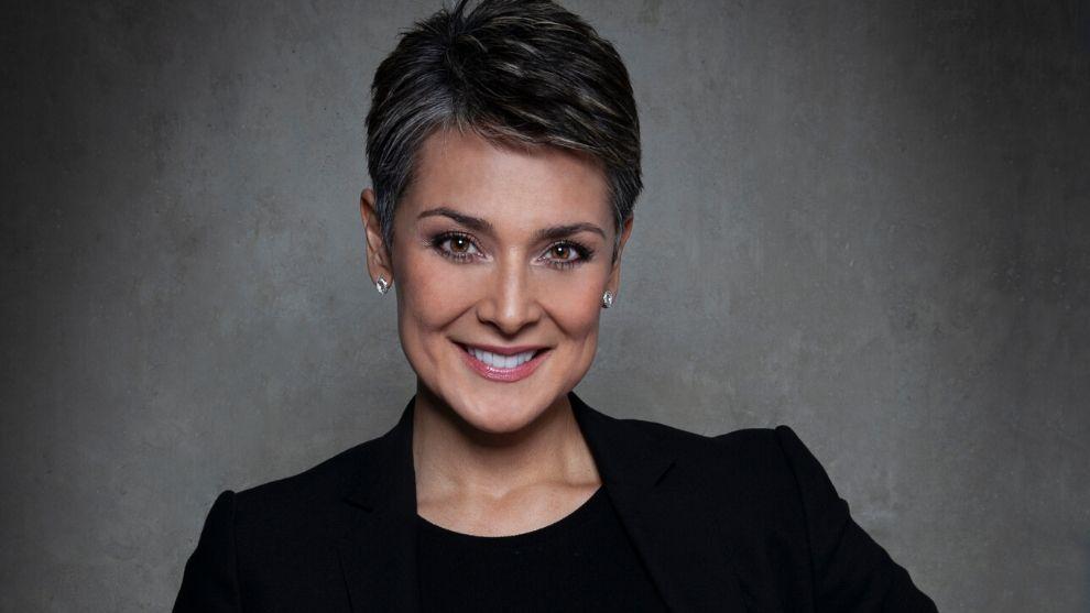 Silvia Corzo, una de las caras amables de Nuestra Casa.