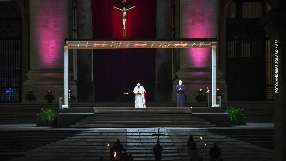 Santo Viacrucis Plaza de San Pedro | 02 de abril del 2021