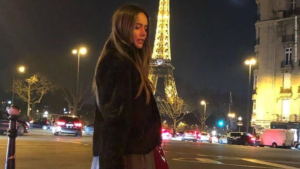 Alejandra Avila enamoro a sus fans tras mostrar dotes de bailarina