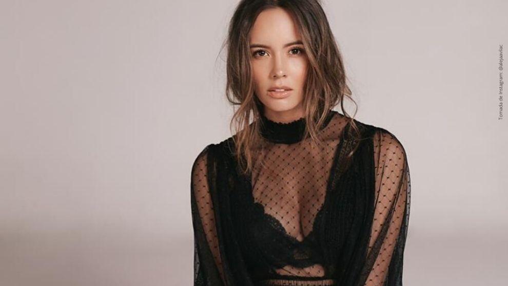 Alejandra Ávila, actriz de Pa' Quererte.