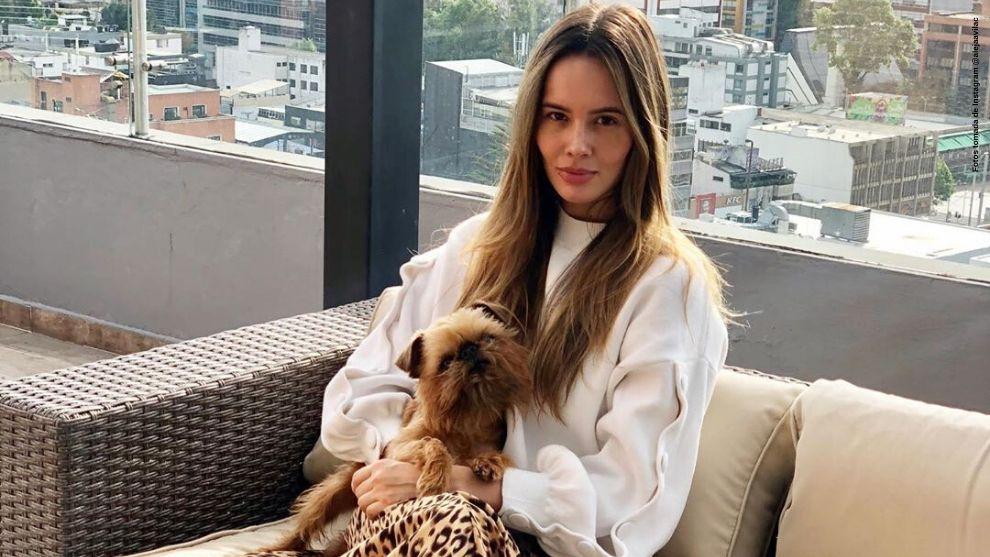 Tras ejercitarse, Alejandra Avila se robo los suspiros de sus fans