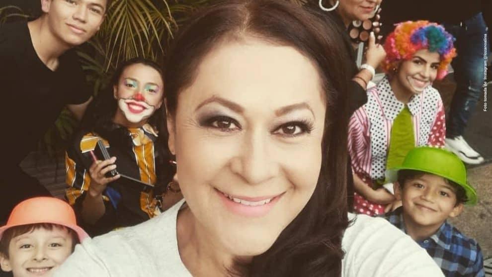 Alina Lozano da a conocer por que no tiene pareja