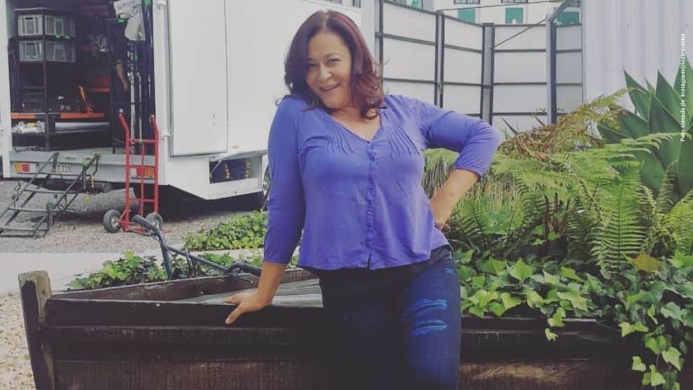 Alina Lozano sorprende tras hablar de sus vacios emocionales y como los trata
