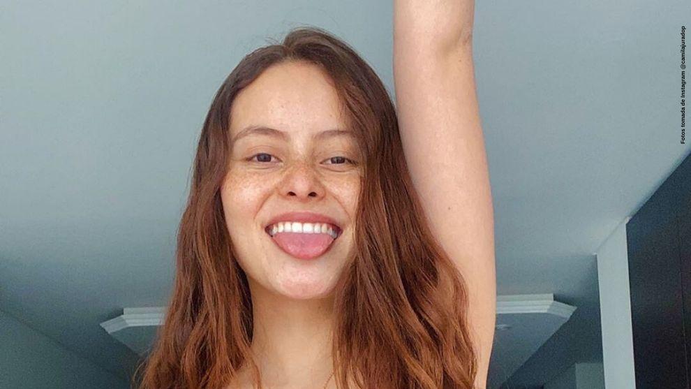 Camila Jurado nuevamente dejo sin respiracion a sus fanaticos en redes