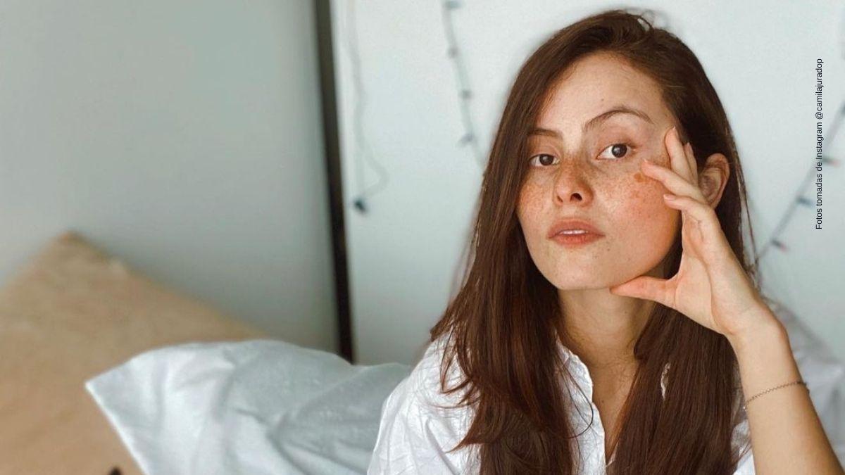 Camila Jurado fue criticada por un usuario y asi respondio