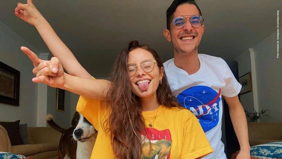 Camila Jurado causo envidia entre los hombres al mostrar a su novio