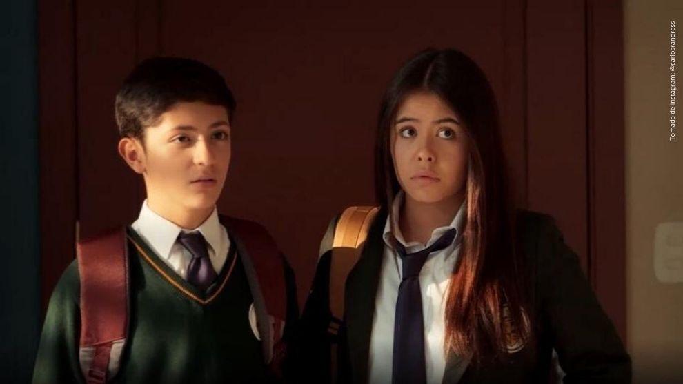 Carlos Ramírez y Juliana Velásquez.