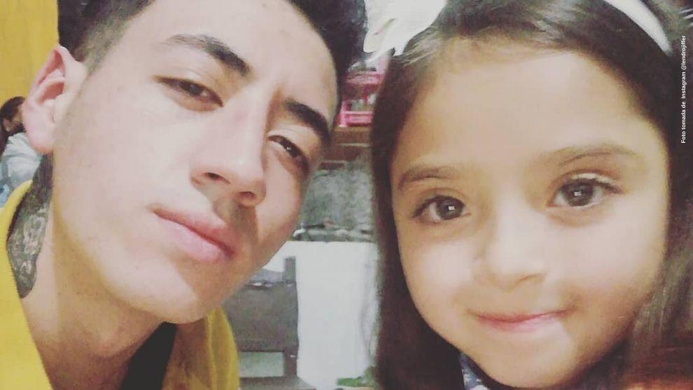 Hanny Vizcaino hizo TikTok con cancion de su hermano