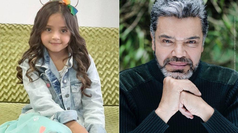 Hanny Vizcaino y Lucho Arango de Pa' Quererte.