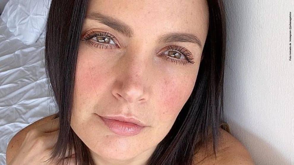 Juliana Galvis presume de sus pecas y enamora a sus fans