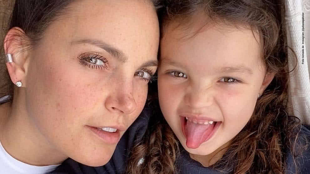 Juliana Galvis alegro a sus fans tras mostrar al nuevo integrante de la familia