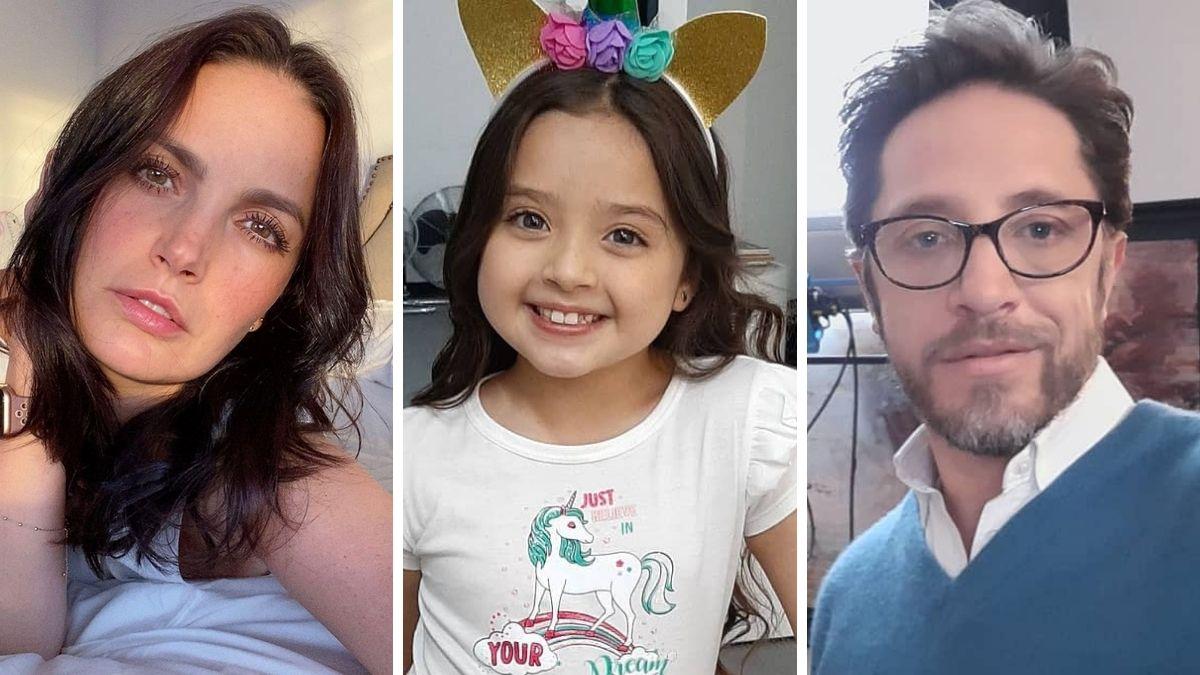 Juliana Galvis, Hanny Vizcaíno y Manuel Sarmiento publicaron bella fotografía   Pa' Quererte