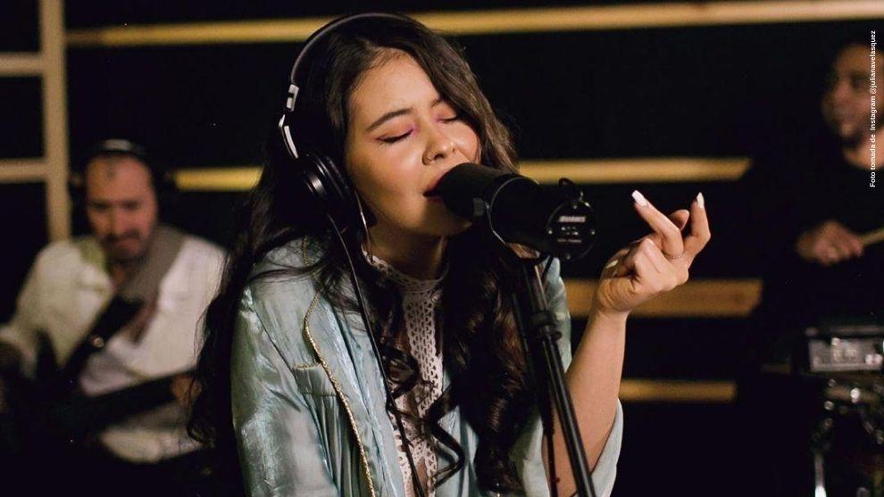 Juliana Velasquez estreno su nuevo sencillo No Me Quieras Tanto