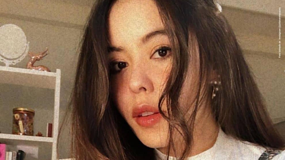 Juliana Velasquez sorprende a sus fans con cover de Camilo Echeverry