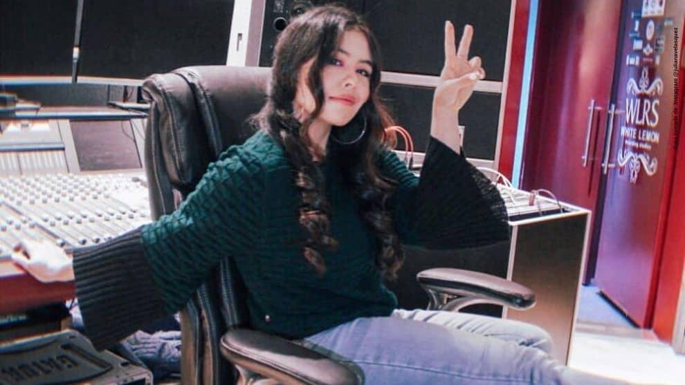 El cover con el que Juliana Velasquez enamoro a sus fans
