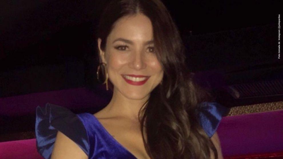 Juliette Pardau aclara si se hizo una intervención quirurgica