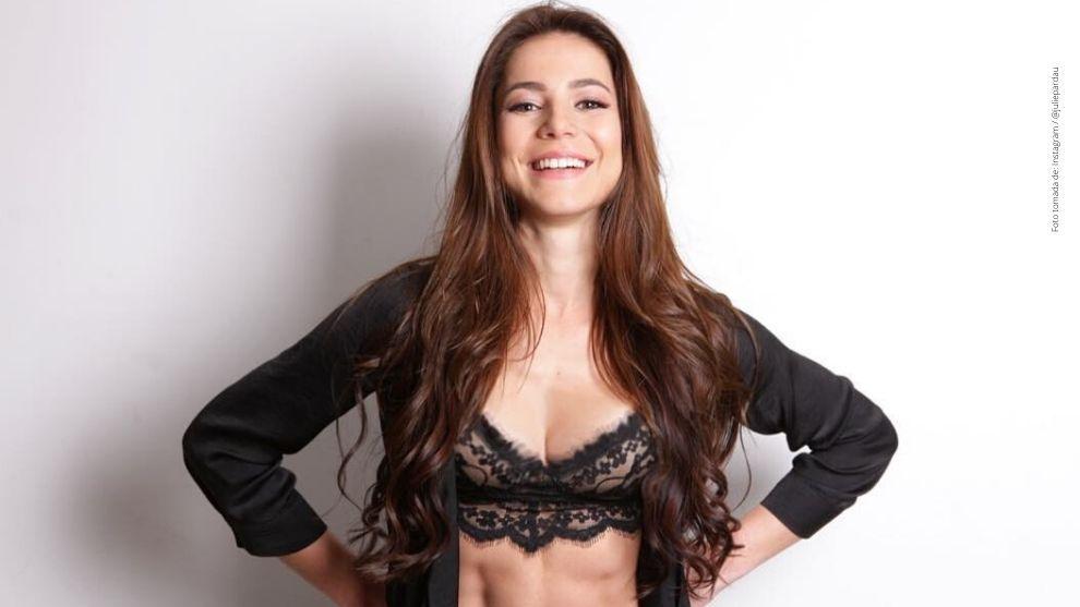 Juliette Pardau, actriz de Pa' Quererte