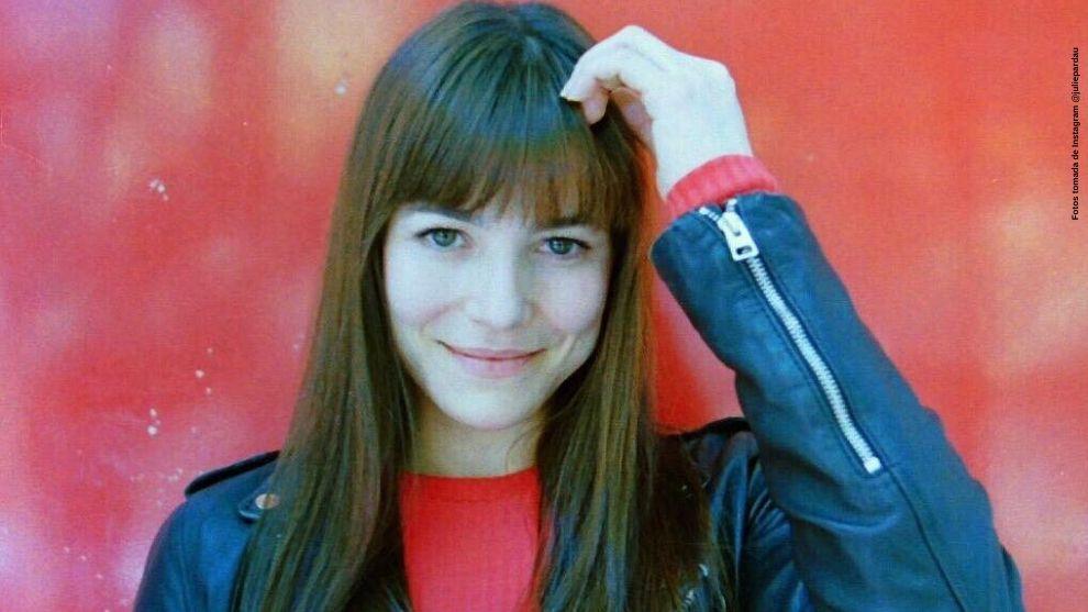 Juliette Pardau deja asombrados a sus fans por un TikTok
