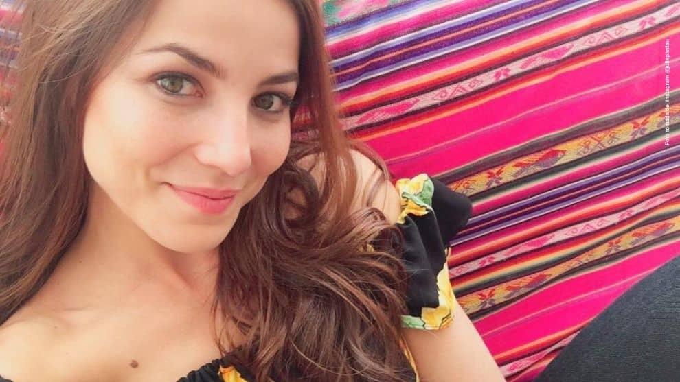 Juliette Pardau pidio disculpas en redes a su mama