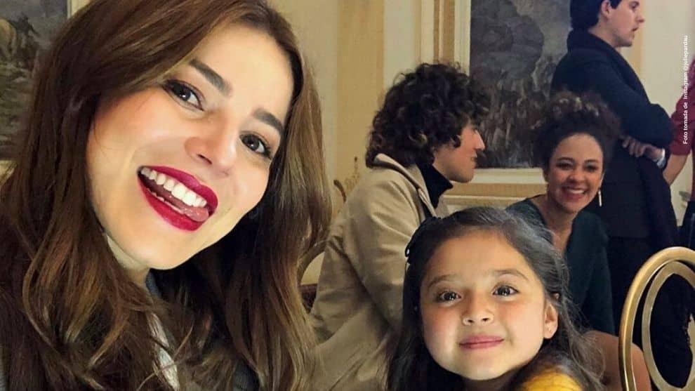 Juliette Pardau recordó a Hanny Vizcaino en redes