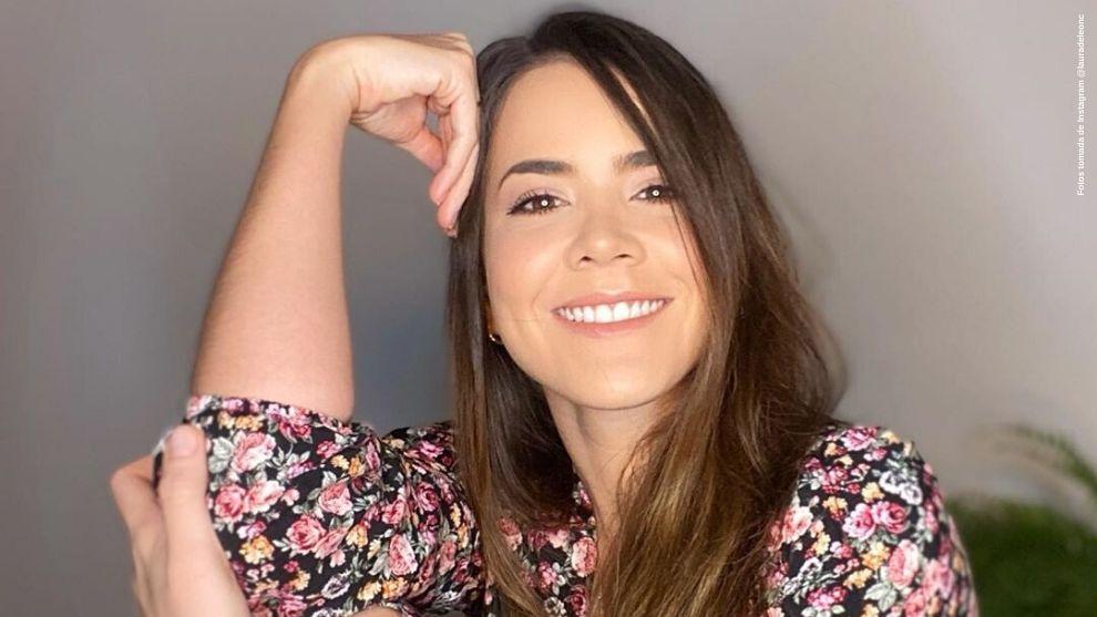 Laura de Leon enamoro a fans tras posar luego de hacer ejercicio