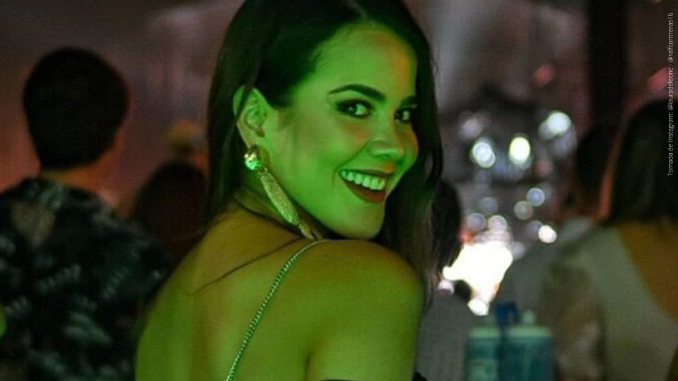 Laura De León, actriz de Pa' Quererte.