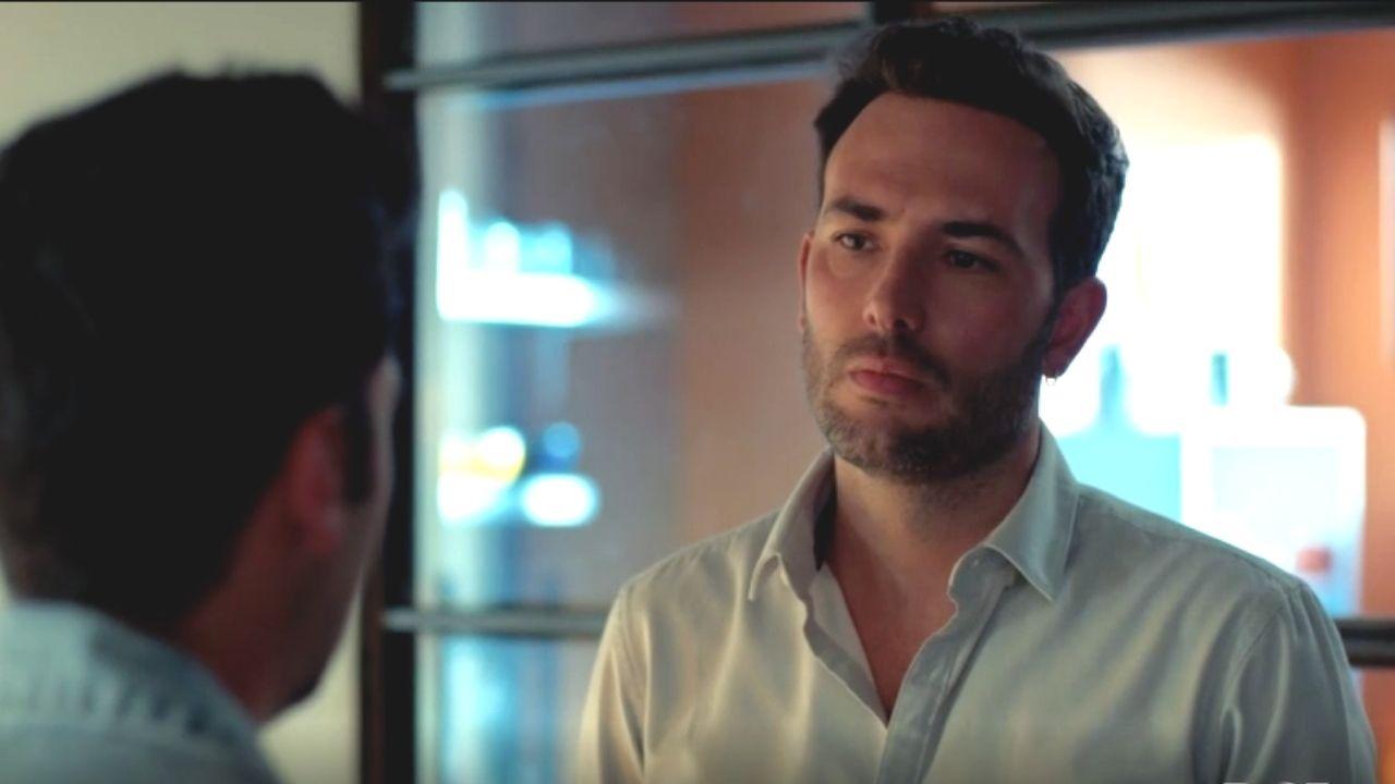 Lorenzo le confiesa a Mauricio lo que Dany siente por él