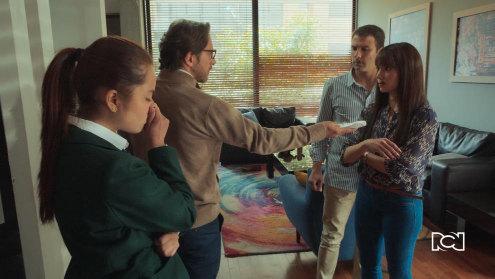 Capítulo 10 | Jorge descubre que Catalina le es infie