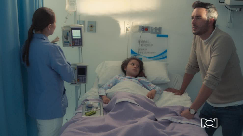 Capítulo 46 | Isa es trasladada de urgencia a la clínica