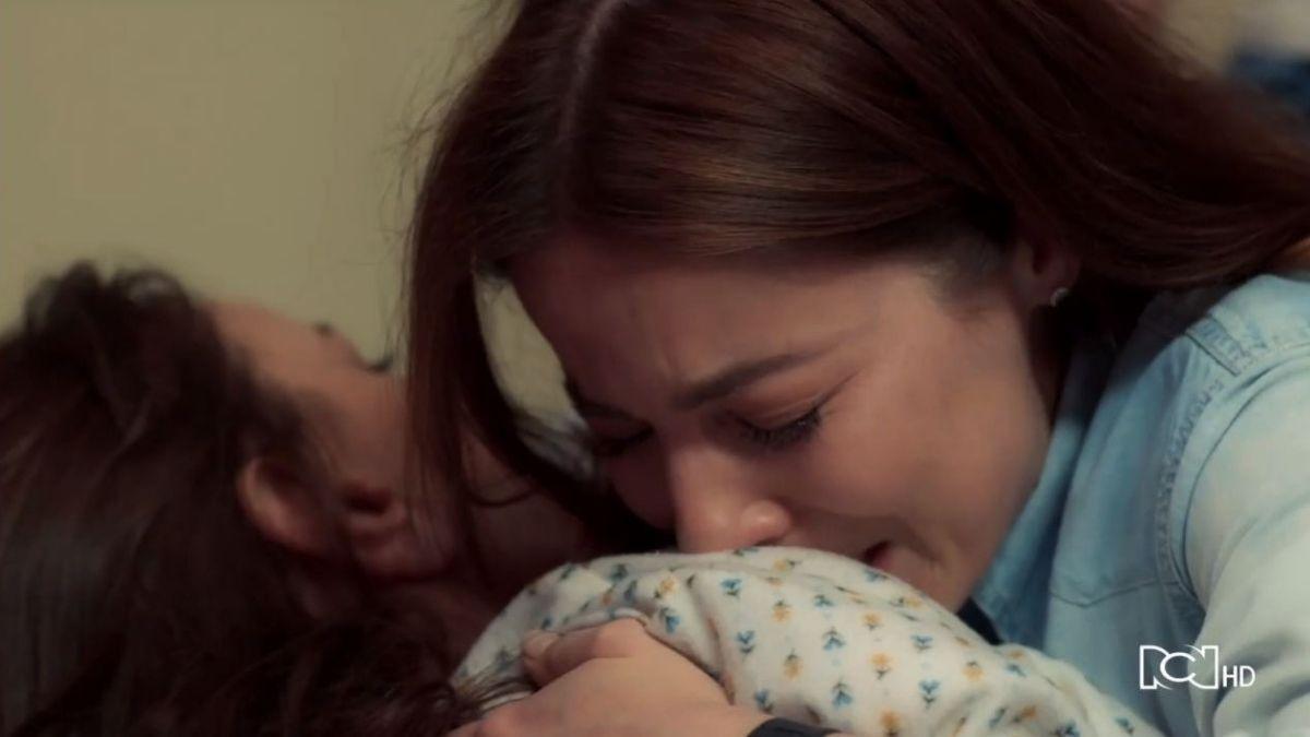 Dany encuentra a su mamá sin vida
