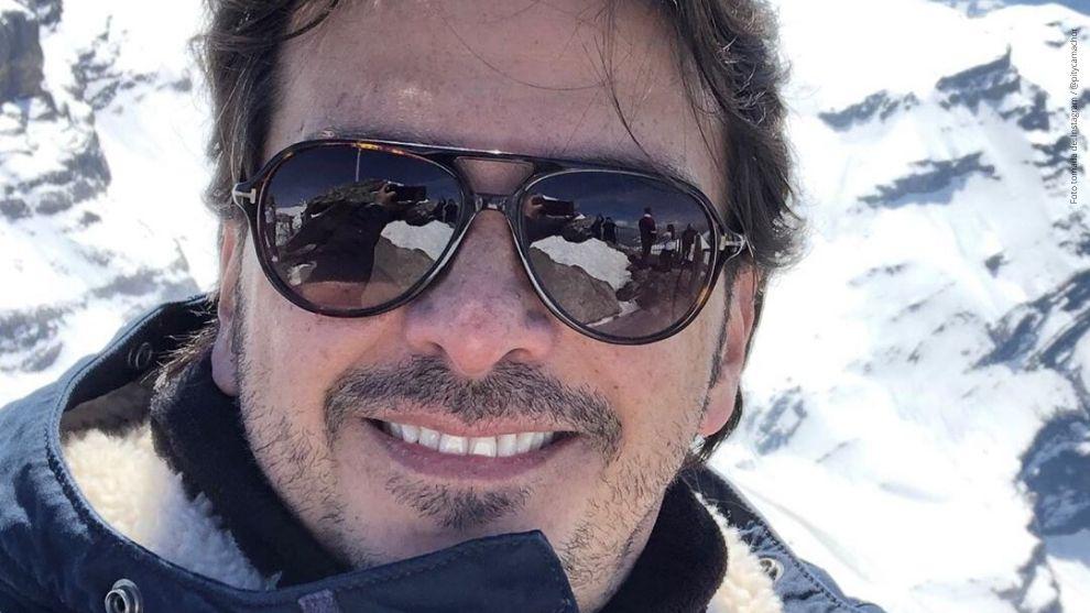 Carlos Pity Camacho actor