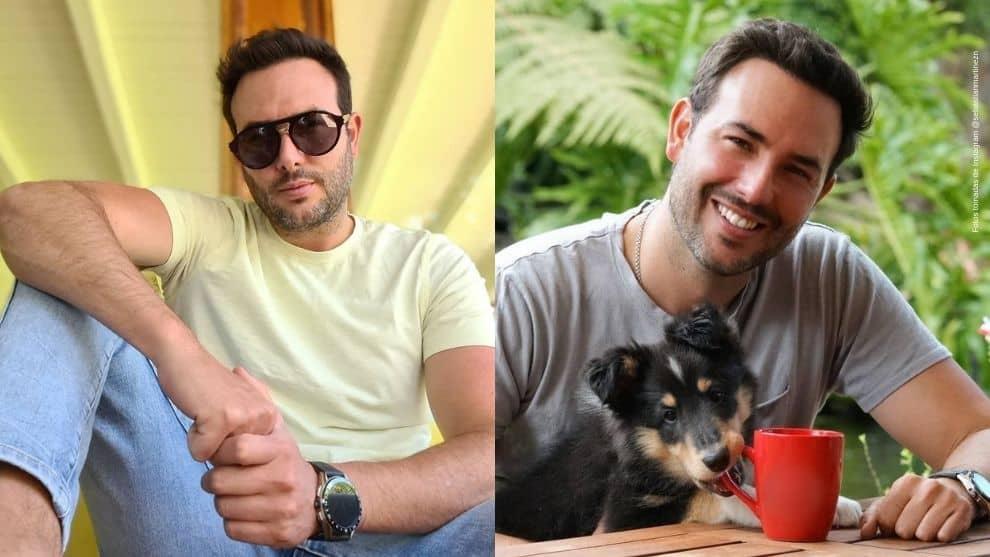 Sebastian Martinez muestra pataleta de su mascota en redes