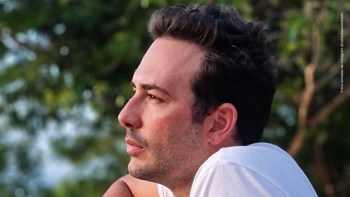 Sebastian Martinez se mostro como Beto el feo