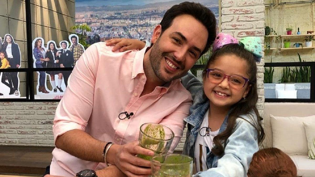 Sebastián Martínez y Hanny Vizcaíno protagonizaron divertido video