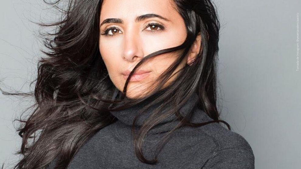 Yesenia Valencia, actriz y empresaria colombiana.